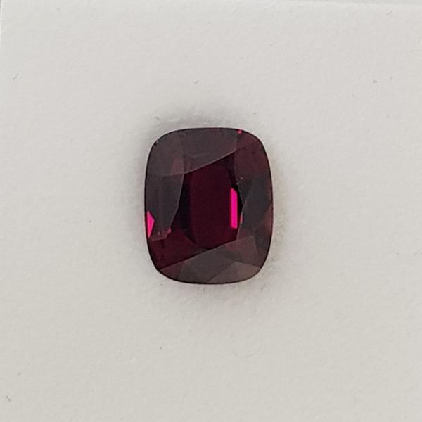 9.04ct Cushion Cut Garnet 14.2x11.7mm - Dynagem