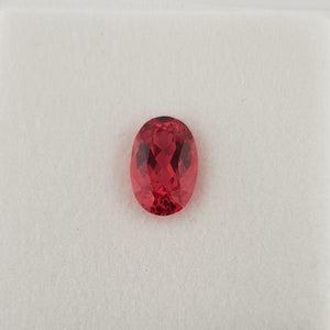1.8ct Oval Faceted Spinel 9x6mm