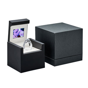 Dynagem Luxury Video Message Ring Box