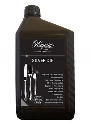 Hagerty Jewellery and Crystal Cleaning Silver Dip - Dynagem