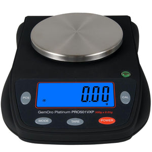 PROFESSIONAL SERIES EXTRA PRECISION DIGITAL COUNTERTOP / PORTABLE BALANCE