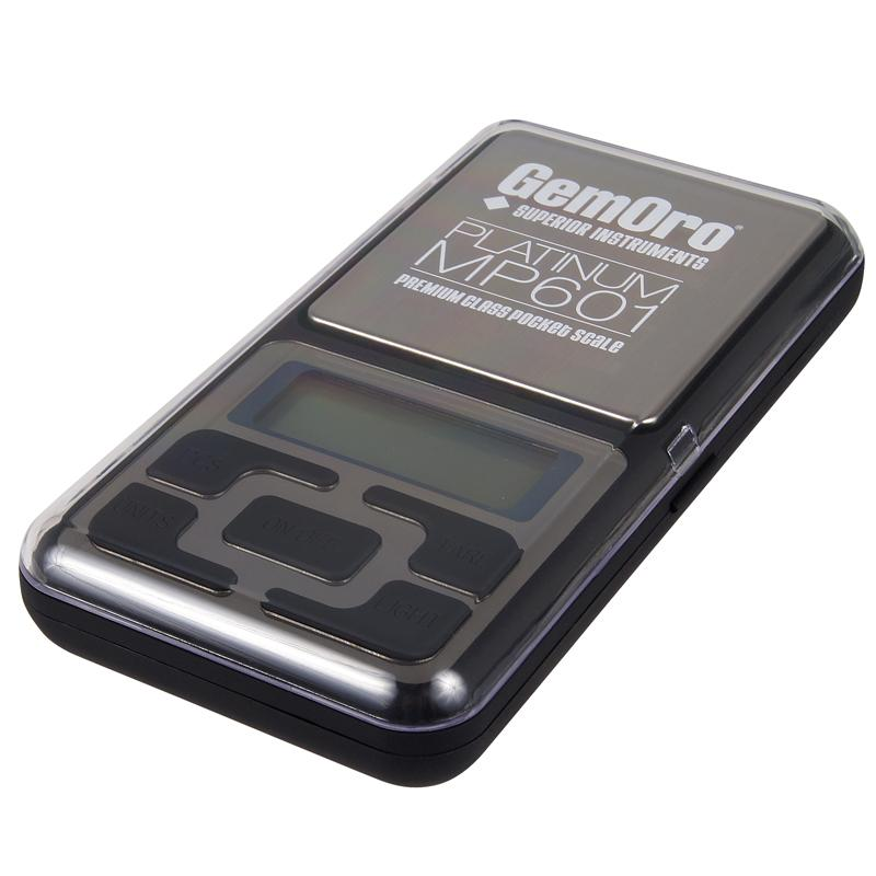 PLATINUM MP601 PREMIUM CLASS POCKET SCALE - Dynagem