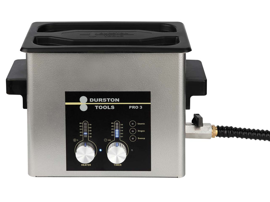 Durston Pro 3 Ultrasonic Cleaner - Dynagem