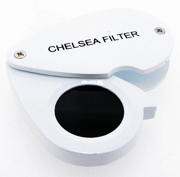Chelsea Filter Emerald Loupe