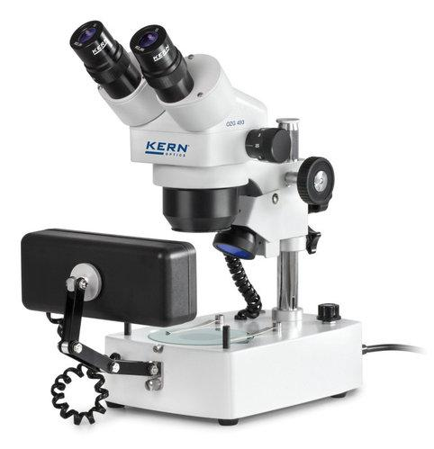 Kern OZG-4 Stereo Zoom Jewellery/Gem Microscope - Dynagem