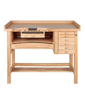 Durston Superior Hardwood Jewellers Bench