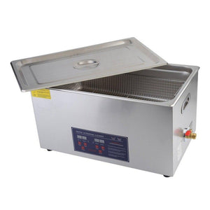 30L Digital Heating Ultrasonic Wave Cleaner - Dynagem