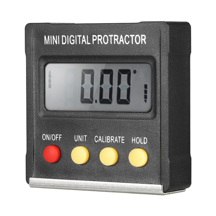 Mini Digital Protractor Inclinometer