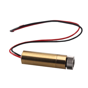 1000mW 405nm Violet Light Laser Head for DIY Carving Engraving Machine Engraver Accessory