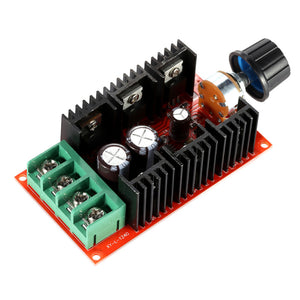 Adjustable 10-50V/40A/2000W DC Motor Speed Control
