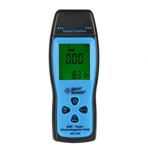 Electromagnetic Field Radiation Detector Meter