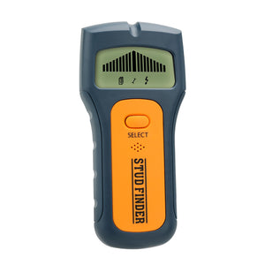 3 in 1 LCD Display Handheld Metal Wood Studs AC Voltage Live Wire Detect TS79 Wall Scanner Electric Box Finder