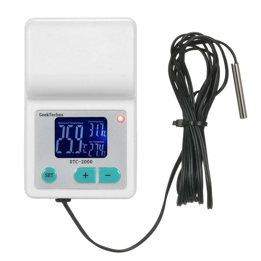 Precision LCD Digital Water Temperature Controller