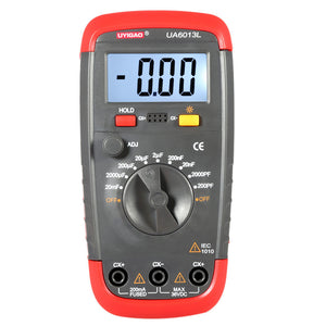 UYIGAO UA6013L High Precision Digital LCD Capacitor Capacitance Meter Tester