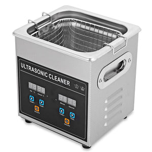 Portable Mini Digital Ultrasonic Cleaner - Dynagem