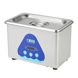 0.8L Stainless Steel Household Digital Ultrasonic Cleaner