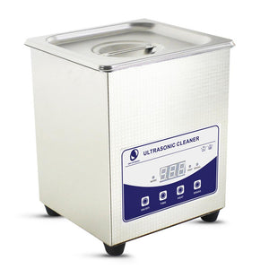 2L Digital Ultrasonic Cleaner Sterilizer Ultrasonic Bath - Dynagem