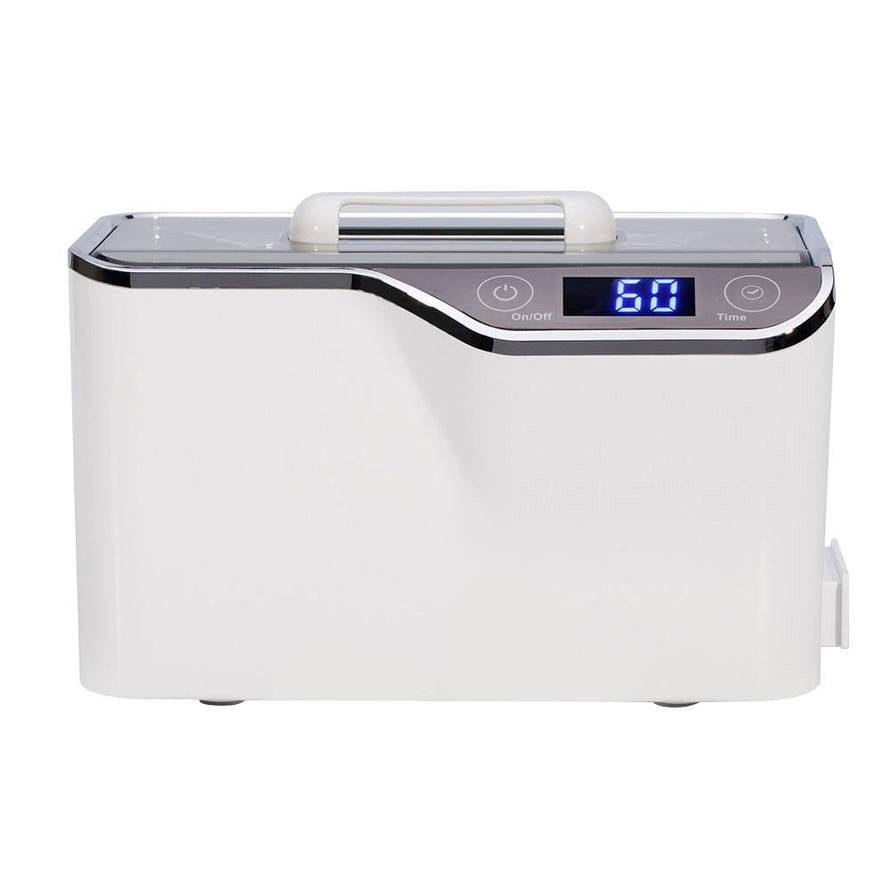 600ml Intelligent Ultrasonic Cleaner Cleaning Machine Digital Wave Jewelry Glasses Circuit Board Cleaning Machine Z30 - Dynagem
