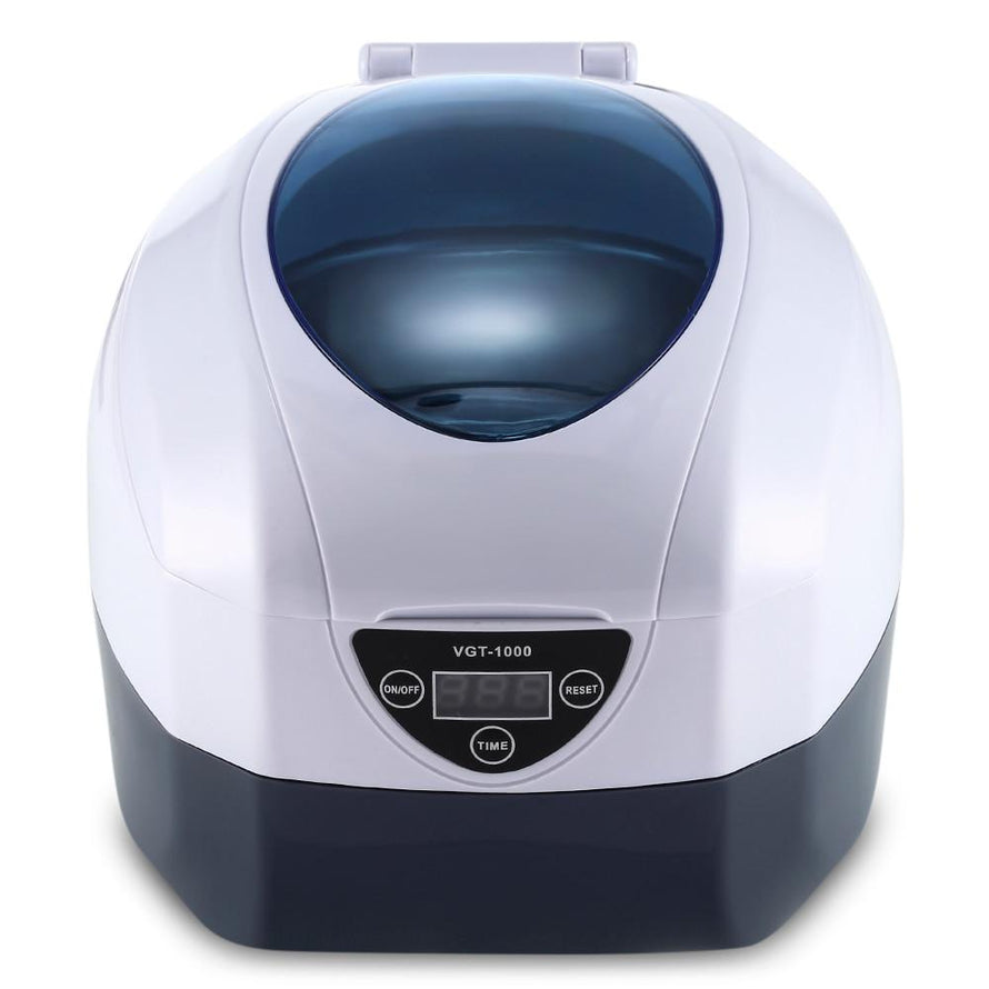 Ultrasonic Sterilizer VGT - 1000 0.75L Ultrasonic Manicure Sterilizer Cleaner Sterilizing Nail Tools Disinfection Machine