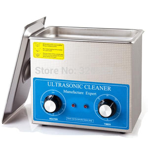 One Mechanical Control Ultrasonic Cleaning Cleaner For Tattoo Machine Kit Set Supply VGT-1730QT