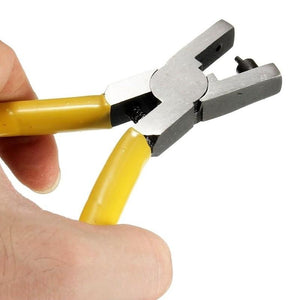Watch Band Belt Tool Hole Punch Pliers