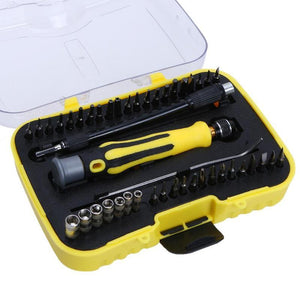 45 in 1 Precision Magnetic Screwdriver Tool Set
