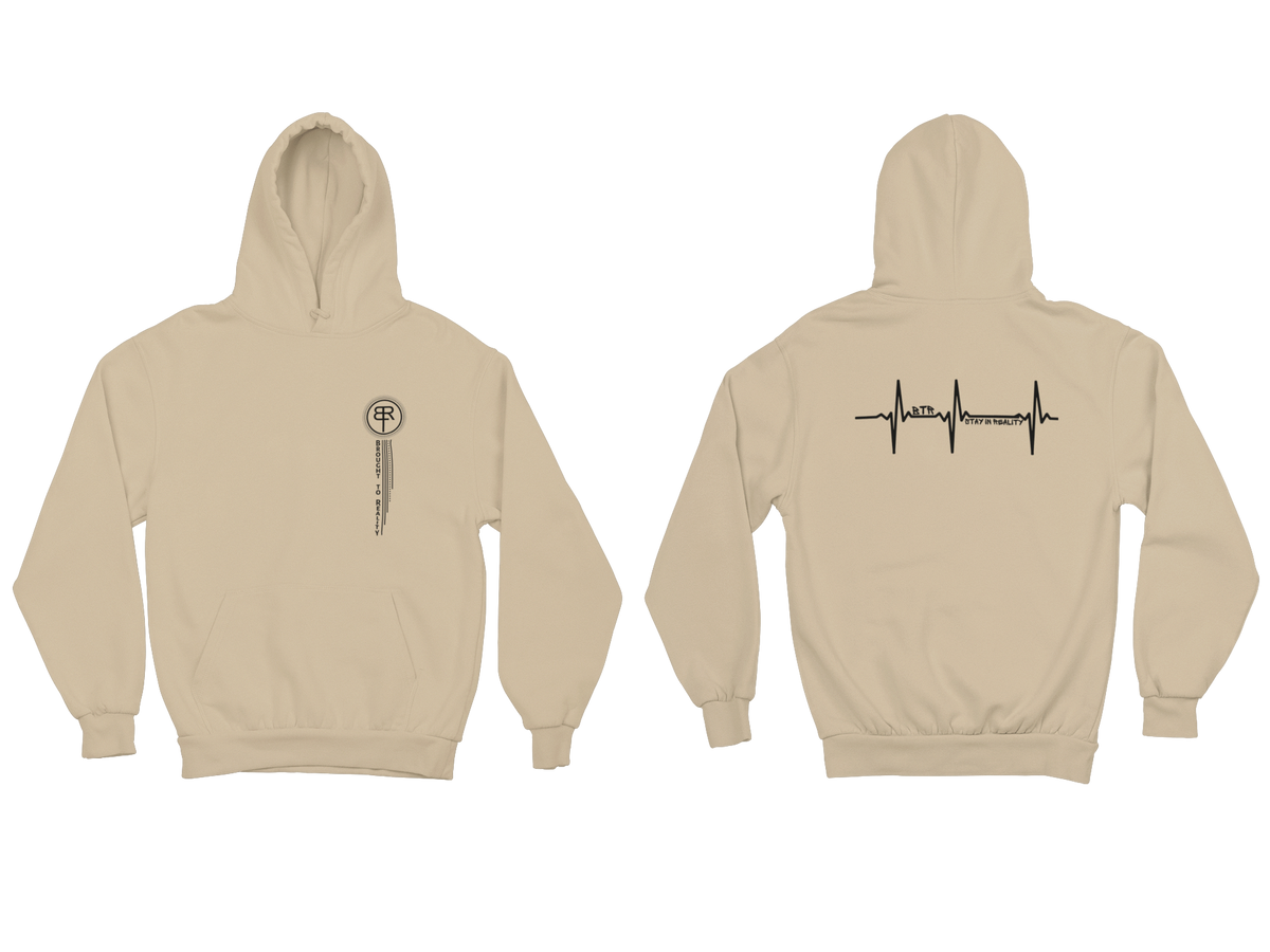 Stay in Reality Hoodie
