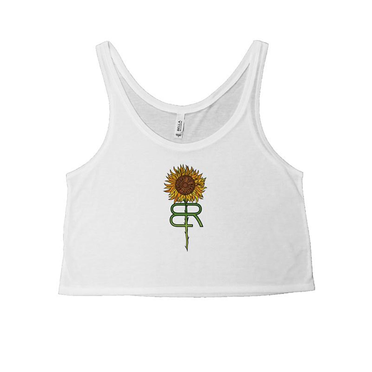 Ryanne's Sunflower of Hope Tank Top