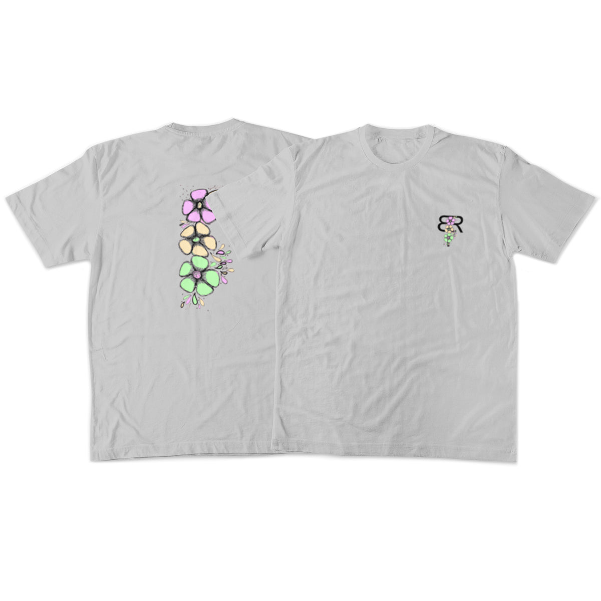 Tropical Flower Tee