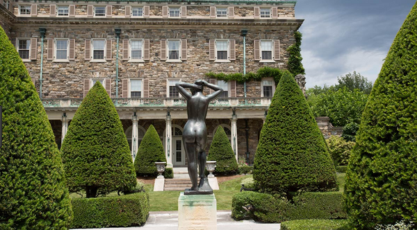 Kykuit Rockefeller Estate Pocantico Hills Sleepy Hollow New York
