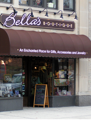 Bella's Boutique Tarrytown New York jewelry