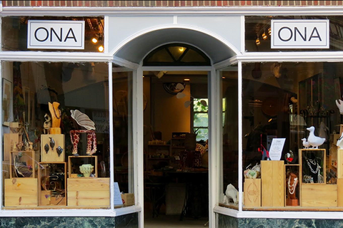 ONA Design and Art shop in Tarrytown New York