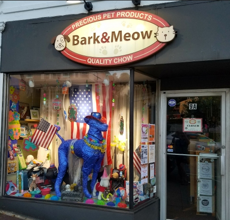 Bark and Meow Broadway Tarrytown New York Pet Store Pet Supplies