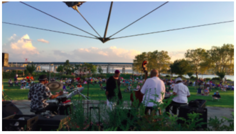 summer concert series at Pierson Park, Sleepy hollow events
