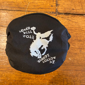 Sleepy Hollow Horseman Silhouette Face Mask