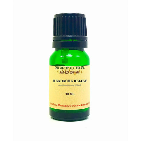 Headache Relief Essential Oil Blend 10ml