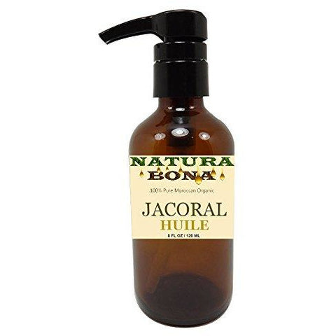 Jacoral Huile Skin & Face Anti Aging Moisturizer and Hair Revitalizer 8oz