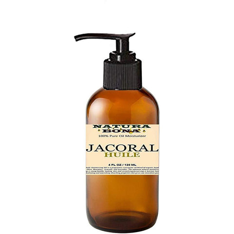 Jacoral Huile Skin & Face Anti Aging Moisturizer and Hair Revitalizer 4oz