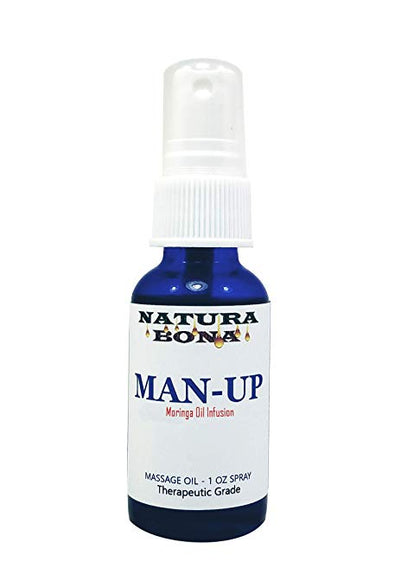 Man-up Sexual Arousal Synergy Blend for Men 1oz Spray