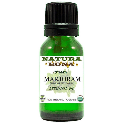 Organic Marjoram Essential Oil 10ml
