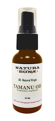 Virgin Tamanu Oil 1oz