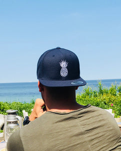 PINEAPPLE SNAPBACK CAP