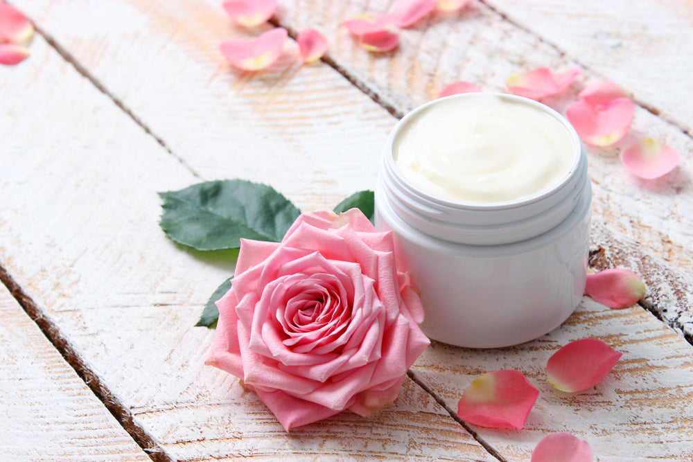 Fresh Cut Roses All Natural Sugar Scrub