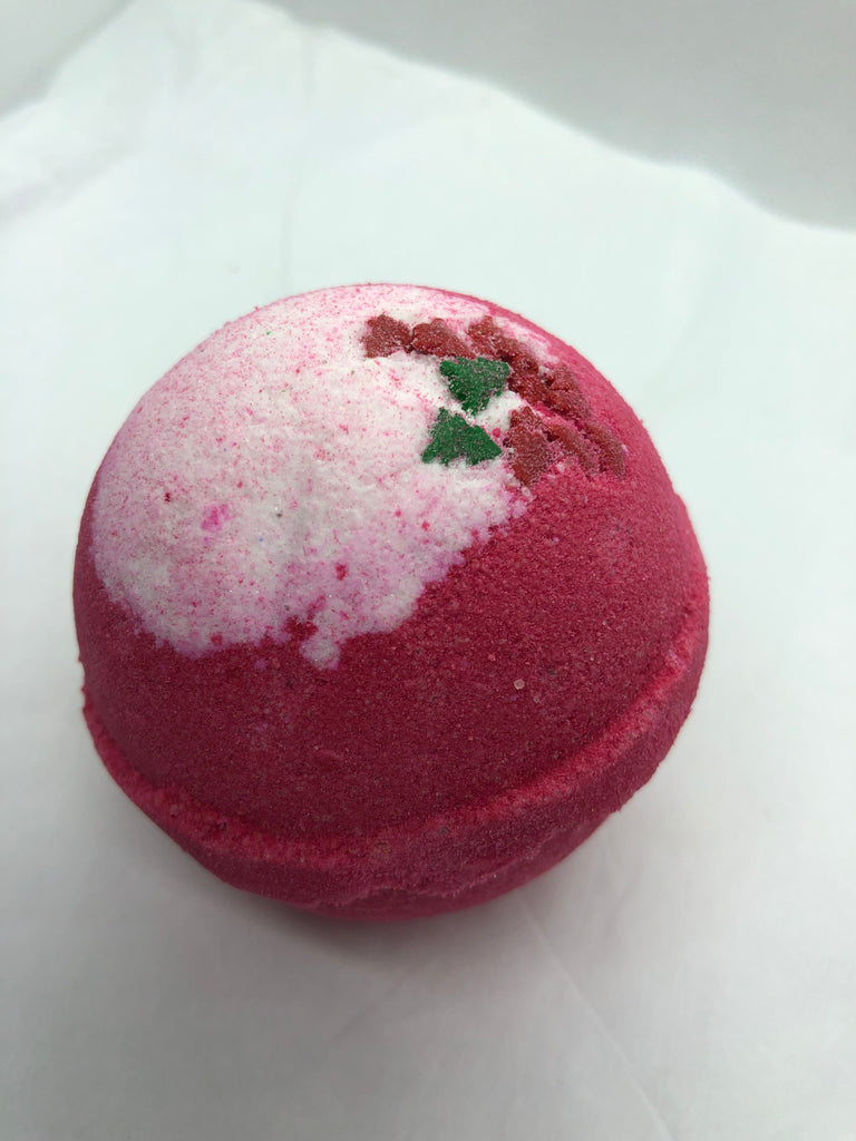 Christmas All Natural Bath Bomb