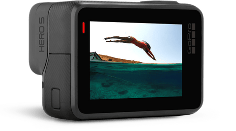 gopro lcd screen