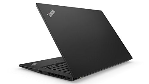 "2018 Lenovo ThinkPad T480s Windows 10 Pro Laptop - i5-8250U, 16GB RAM, 1TB PCIe NVMe SSD, 14"" IPS WQHD (2560x1440) Matte Display, Fingerprint Reader, Smart Card Reader, 4G LTE WWAN, Black"