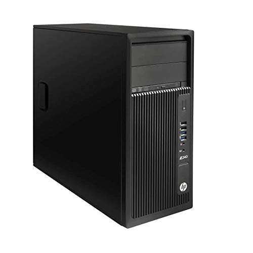 HP Z440 Workstation E5-1680v3 Eight Core 3.2Ghz 16GB 1TB M2000 No OS (Renewed)