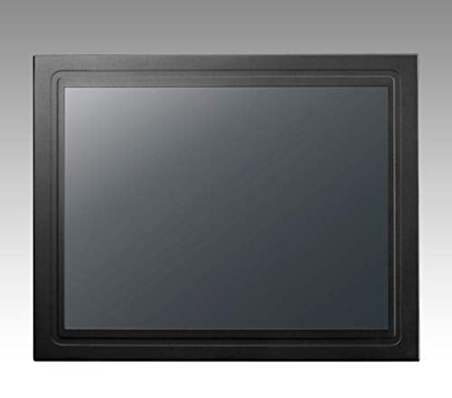 (DMC Taiwan) 12.1 inches XGA 600 cd/m2 LED Panel Mount Monitor