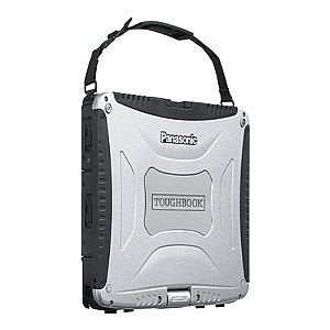 "Toughbook CF-191MYAX1M 10.1"" LED Intel Core i5 i5-3320M 2.60GHz 4GB RAM 500GB HDD Win 7 Pro 64-bit Rugged Notebook"