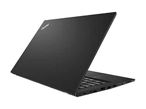 "2018 Lenovo ThinkPad T480s Windows 10 Pro Laptop - Intel Core i7-8650U, 8GB RAM, 1TB PCIe NVMe SSD, 14"" IPS FHD (1920x1080) Matte Display, Fingerprint Reader, Black Color"